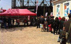 Guzzisti Hellas στο Moto Scooter Festival
